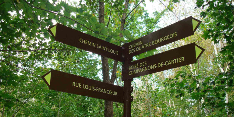 Wayfinding and Directional Signs – Helpful, Stylish and Inviting