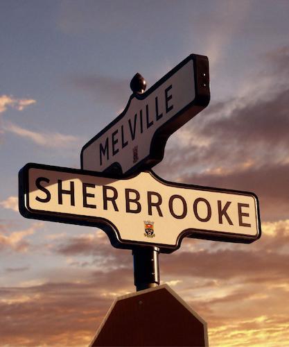 Produit - Signalisation personnalisée - Noms de rues