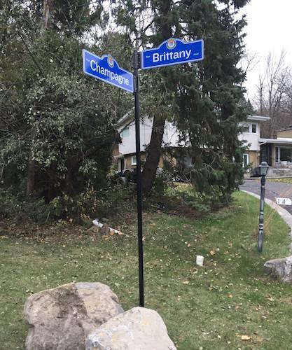 Produit - Signalisation personnalisée - Noms de rues - Kalitec